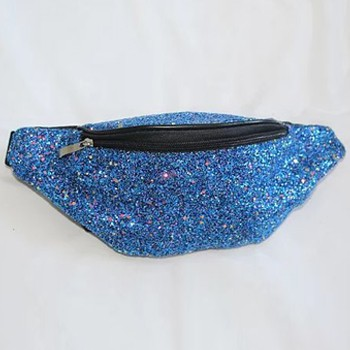 BlackOwnedBusiness BOSSESS ABOUT BUSINESS Blue Festival Fanny Pack