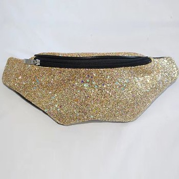 BlackOwnedBusiness BOSSESS ABOUT BUSINESS Gold Festival Fanny Pack