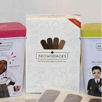 BlackOwnedBusiness BROWNDAGES Browndages