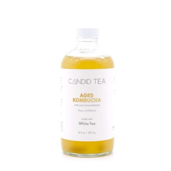 BlackOwnedBusiness CANDID TEA Aged Kombucha