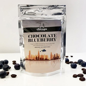 BlackOwnedBusiness CHICAGO FRENCH PRESS Chocolate Blueberry