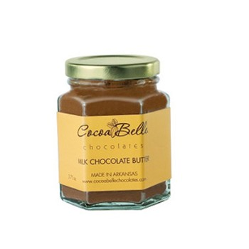 BlackOwnedBusiness COCOA BELLE CHOCOLATES Milk Chocolate Butter
