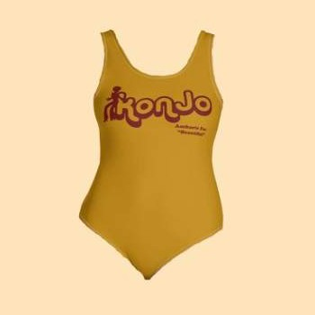 BlackOwnedBusiness GRIOTEES KonjoOnePieceSwimsuit