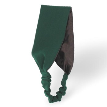 Deep Green Yoga Headband