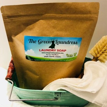 The Green Laundress