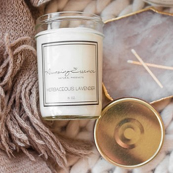 BlackOwnedBusiness AMAZING ESSENCE Oz. Classic Soy Scented Candle
