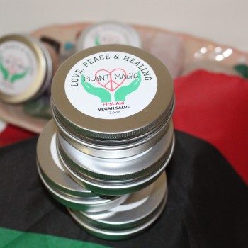 Love, Peace & Healing: Plant Magic Vegan Salve