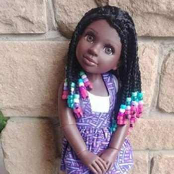 BlackOwnedBusiness HERSTORY DOLL Herstory Doll
