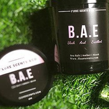 BlackOwnedBusiness J'LUXE SCENTS &CO BAE