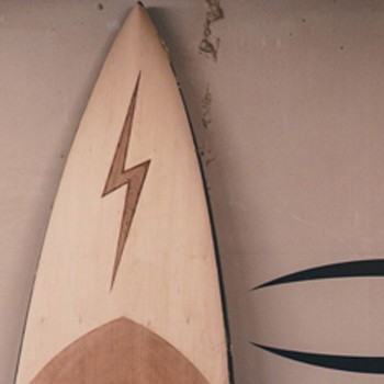 BlackOwnedBusiness JARVIS BOARDS PROJECT RETRO SAN JACINTO MODEL WOOD PADDLE BOARD