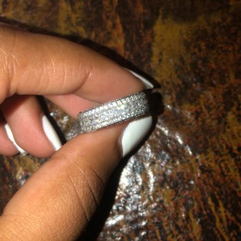 BlackOwnedBusiness JEWLZZ BY D DIAMOND RING