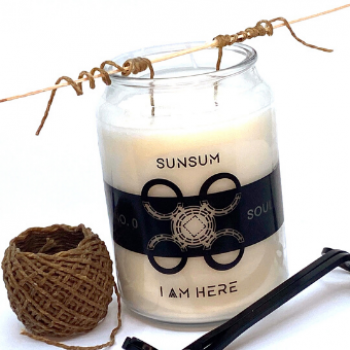 Sunsum Intention Candles