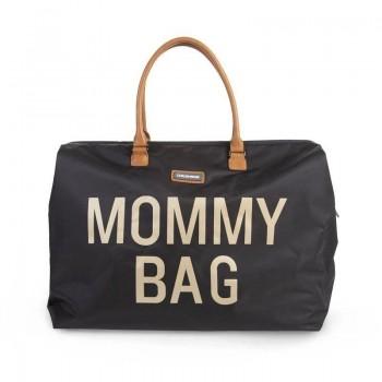 Mommy Bag Black + Gold