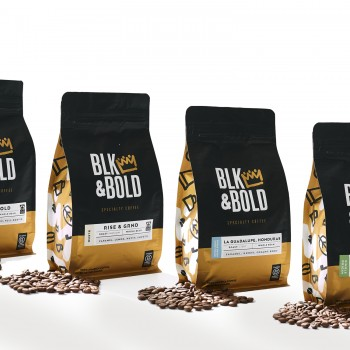 BLK & Bold Specialty Beverages